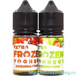 Жидкость Extra Frozen Yoghurt Salt 30 мл