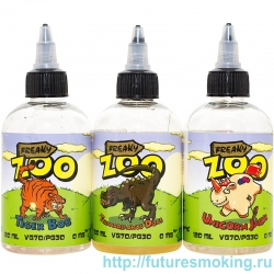 Жидкость Freaky Zoo 120 мл