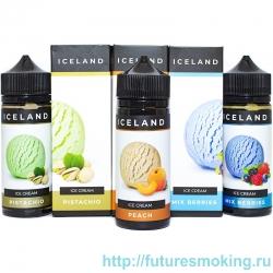 Жидкость Iceland 120 мл