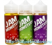 Жидкость Jam Monsters 120 мл