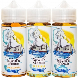 Жидкость Navals Choice 120 мл