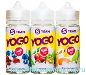 Жидкость S Team Salt 100 мл Yogo