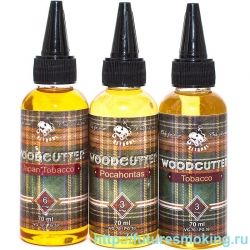 Жидкость Woodcutter 70 мл
