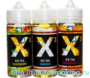 Жидкость X-3 Ice Tea 120 мл